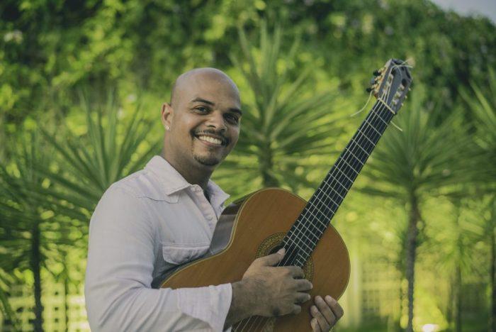 Marcell Powell por Éden Barbosa