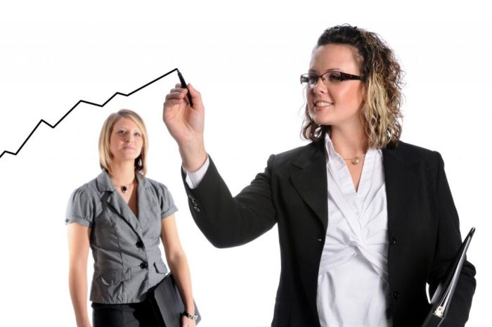 mulher empresaria