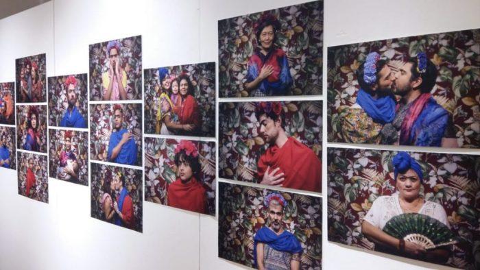 Exposição Todos Podem ser Frida