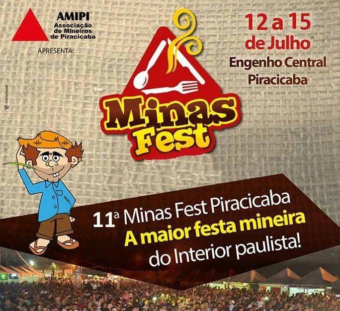11º Minas Fest no Engenho Central