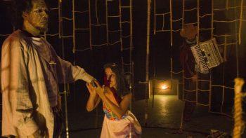 """Espetáculo """"Delírios"""" é apresentado pelo Grupo Forfé no Sesc Piracicaba"""