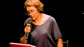 Thereza Alves, a voz da província
