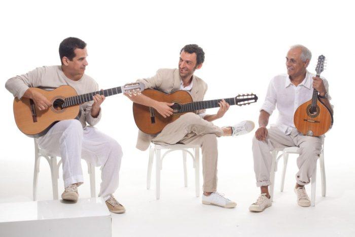 trio madeira