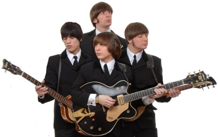 The Beats é considerada a melhor versão cover dos Beatles no mundo