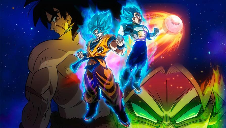 Dragon Ball Super Broly - O Filme