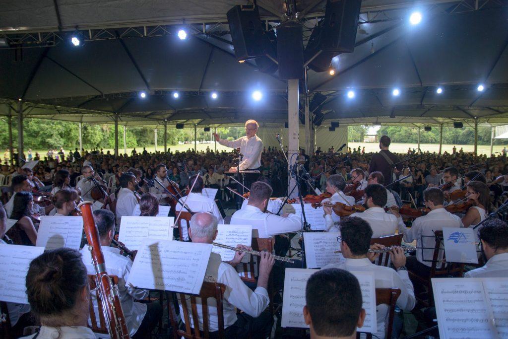 Esalq recebe concerto em prol do Fundo Social de Solidariedade