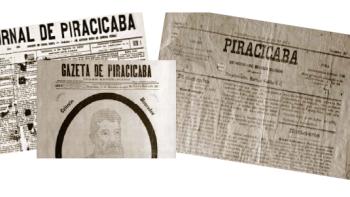 Primeiro jornal: 1874