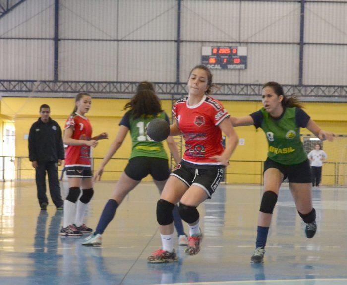 Atleta Gabriela Caetano