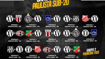 Equipes das categorias de formação do XV se preparam para final do Campeonato Paulista