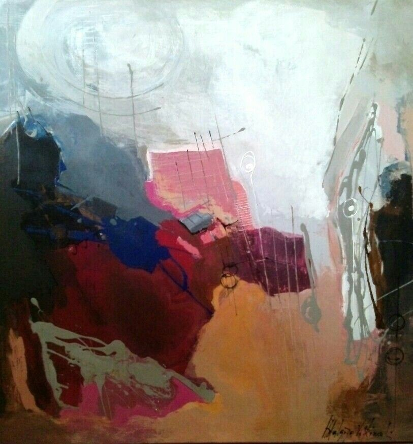 Adalgisa Rímoli mostra sua arte na Pinacoteca