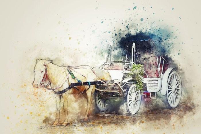 carruagem-ilustracão_Pixabai