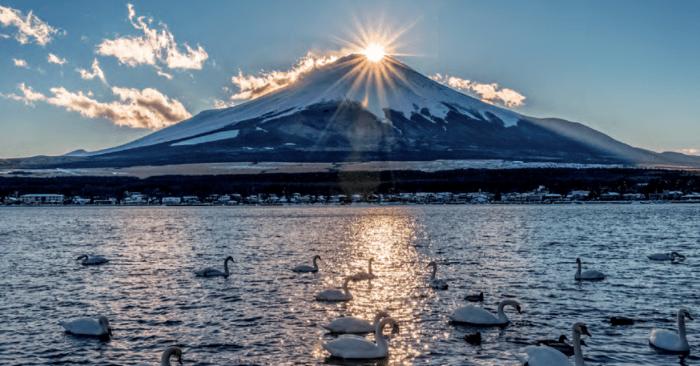 Monte Fuji_foto Japao Infotur