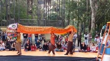 Sesc promove espetáculo Água Doce na Casa do Povoador