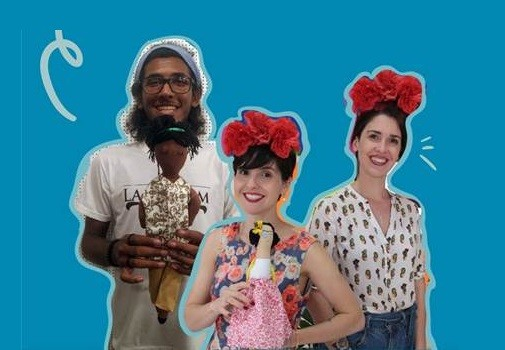 Sesc realiza oficina de bonecos personalizados para os jovens