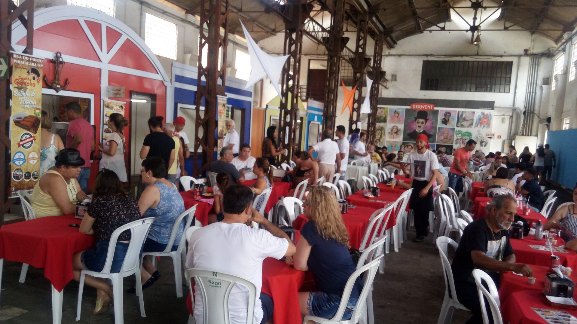 Piracicaba realiza 15ª Festa do Peixe e da Cachaça