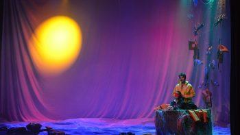 """SESI apresenta peça com o tema """"Movimentos Migratórios"""" dentro do projeto Cena Livre"""