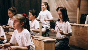 Projeto Jovens Músicos apresenta Recitais e Música nas Escolas