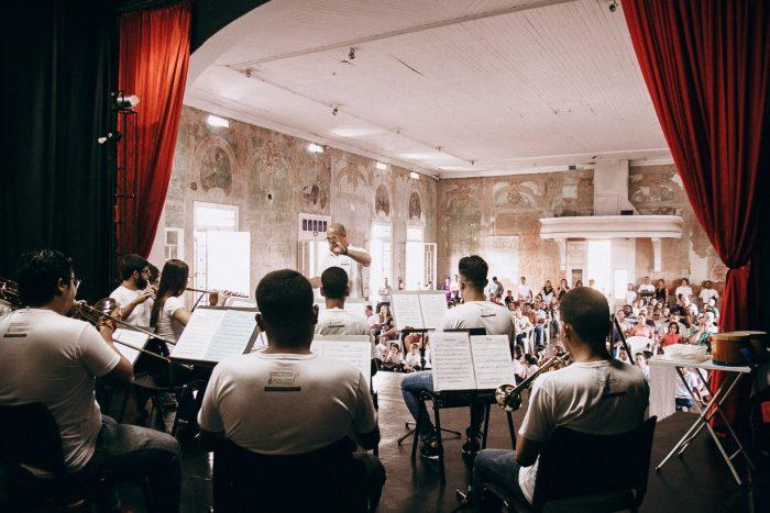 Orquestra Juvenil do Projeto Jovens Músicos
