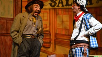 Circo de Teatro Tubinho está de volta