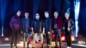 Banda Roupa Nova anuncia live beneficente