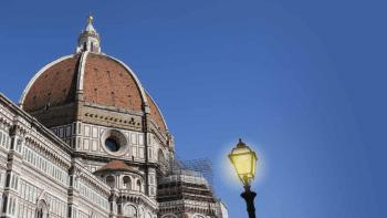Duomo de Florença inspira a cúpula da Igreja da Boa Morte