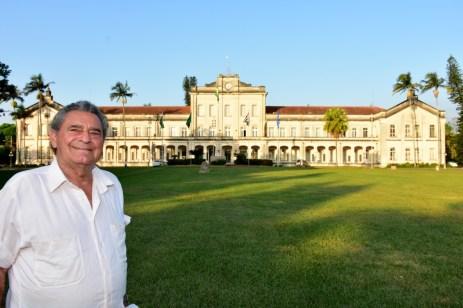 Engenheiro agrônomo formado pela Escola Superior de Agricultura Luiz de Queiroz, Jairo também foi professor da ESALQ. (foto: Marcelo Fuzeti Elias)