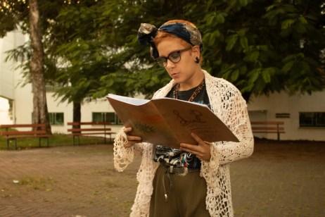 Encontros virtuais mobilizam jovens a debaterem questões climáticas. (foto: Jaqueline Altomani)
