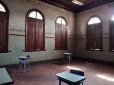 Uma das salas de aula da escola Sud Mennucci. (foto: comunicação Prefeitura)
