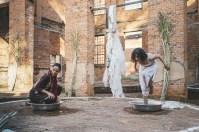 Carolina Moya e Julia Giannetti são as coordenadoras da iniciativa. (foto: Coletivo Audiovisual Rec)