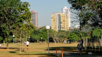 Parque da Rua do Porto funciona em horário reduzido
