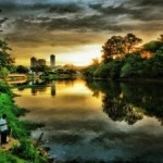 A lenda da noiva do rio