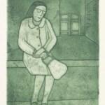 Djalma de Lima, a mulher e o cachorro