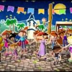 Festanças e festas juninas desde antigamente.