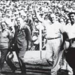 Na inauguração do Estádio, o empate entre XV e Palmeiras