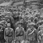 Final da Guerra comemorado com desfiles, passeatas e missa