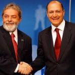 Debate Lula e Alckmin: Barjas em destaque.