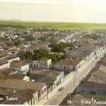 A pequena cidade