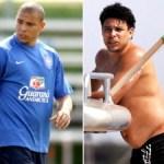 Gordo ou magro, que Ronaldo brilhe.