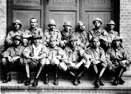 1932 Batalhão de funcionários