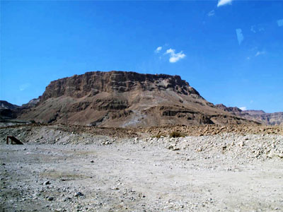 ISRAEL -  Massada
