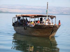 Galileia - Passeios no Mar da Galileia