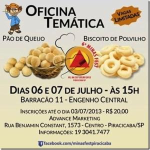 OFICINA PÃO DE QUEIJO