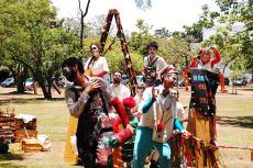 As Presepadas de Damião será apresentado na Praça José Bonifácio - foto João Paulo Marques