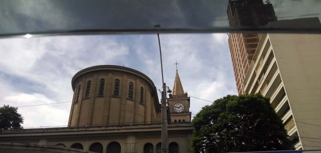Relógio da Catedral