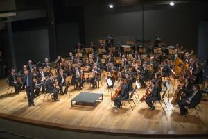 Orquestra Sinfonica de Piracicaba abriu a programação com regência de Jamil Maluf - crédito Rodrigo Alves