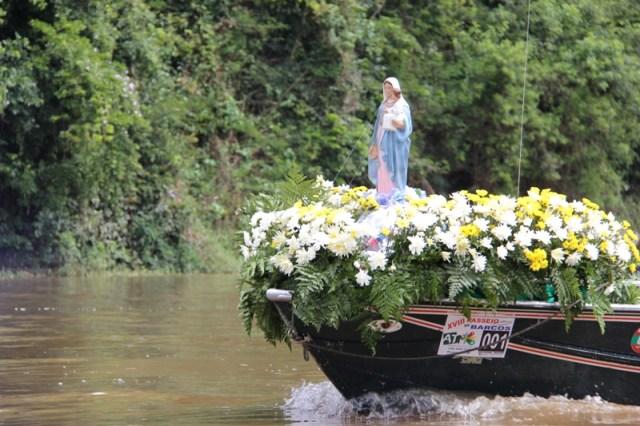 Nossa Senhora dos Navegantes - Cynthia da Rocha
