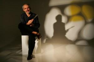 Flautista Toninho Carrasqueira atua como solista do concerto - foto divulgação