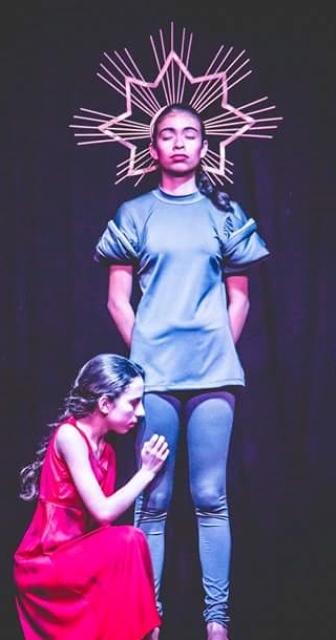 Cia Teatral 04 Cantos - Santa Joana do Samba 01