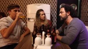 03.2017 - Cinema e Video - Estreia Curta - SESC - Roberto Machado - 1