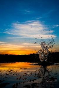 Fotografia  de Água 5 - Cred Fabio Andrade